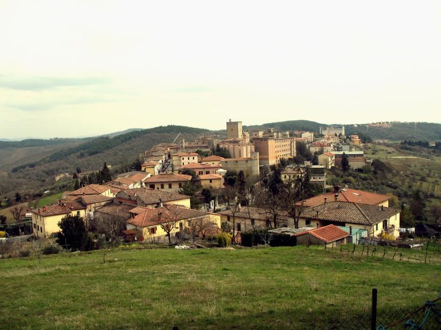 Provincia di Siena, Castellina: Da sabato mercato completo nell'areacamper