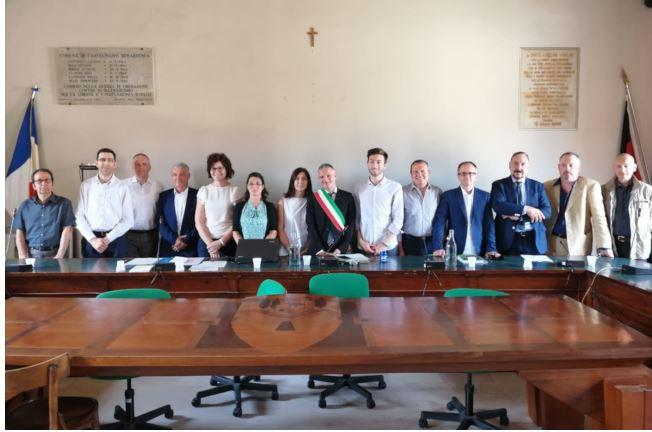 Provincia di Siena, Castelnuovo Berardenga: Nominati capigruppo e Commissioniconsiliari