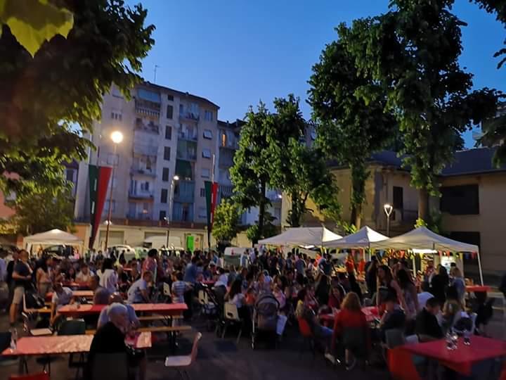 Palio di Asti, Comitato Palio Borgo San Pietro: Resoconto Festa del Borgo del22/06
