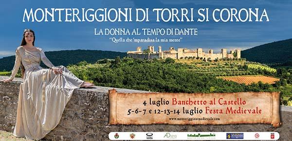 Provincia di Siena: A Monteriggioni la XXIX edizione della FestaMedievale