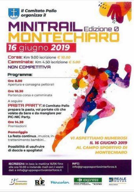 """Palio di Asti, Comitato Palio Montechiaro: 16/06 """"Minitrial Montechiaro"""" Edizione0"""