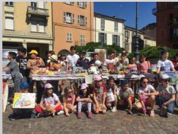Palio di Asti, Comitato Palio Rione San Secondo: Resoconto Mercatino del Santo del01/06