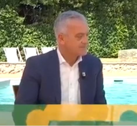"""Siena: Il Bruco conferma Manganelli """"Brio resta il riferimento"""""""