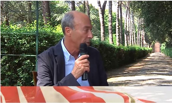 Palio di Siena: I 10 capitani – Stefano Casini (Imperiale Contrada della Giraffa) – Palio 2 luglio2019