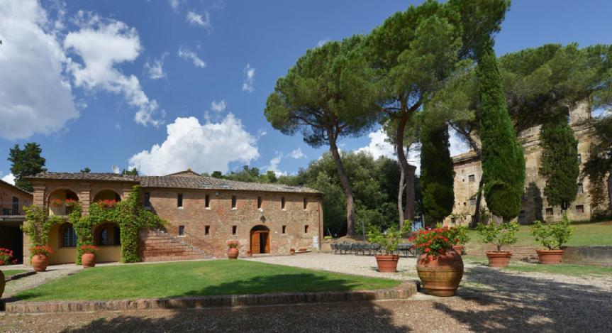 """Provincia di Siena, Suvignano, il prefetto Maria Forte: """"Simbolo dei principi sani delloStato"""""""