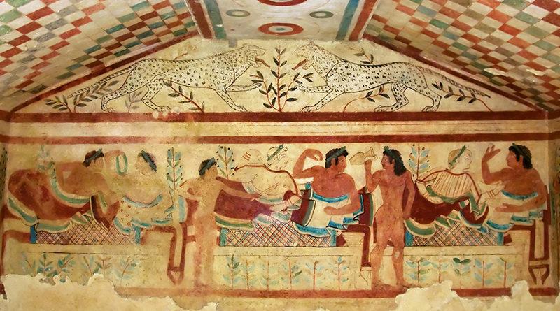 Toscana: Giornata degli Etruschi, tra agosto e settembre iniziative culturali in tutta laToscana