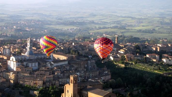 Siena: La città settima nella Top Urbandestinations