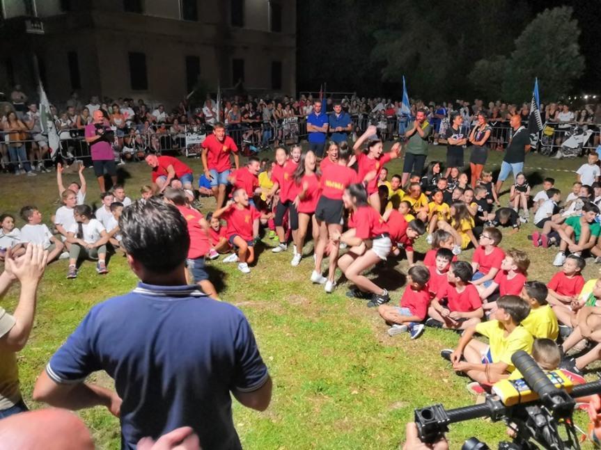 """Palio di Bientina: Resoconto di """"Giocando in Contrada"""" del04/07"""