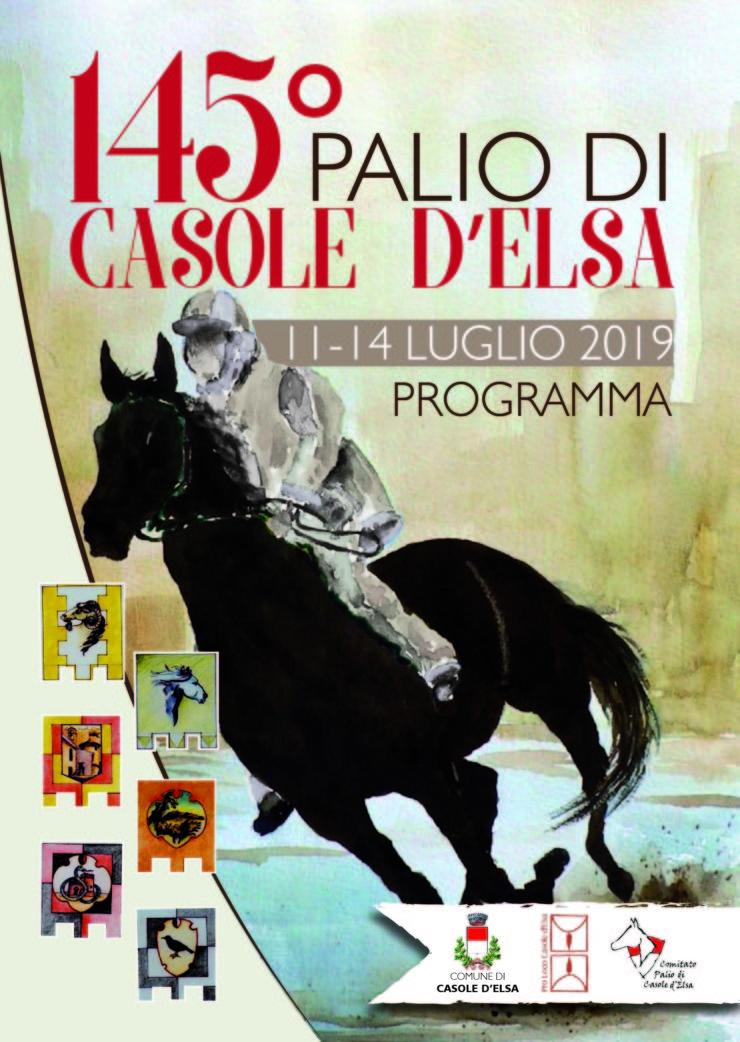 Palio di Casole D'elsa: Oggi 13/07 Prova del Palio,  Estrazione posizioni al canape per il Palio e Cene dellaVigilia