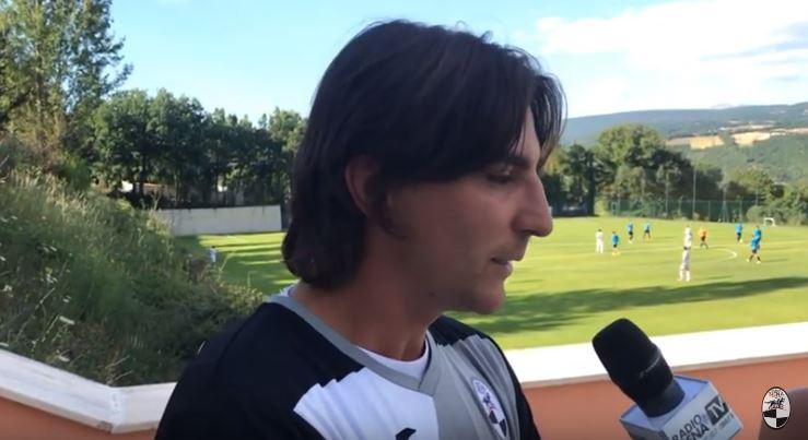 """Siena, Robur Siena, Bentivoglio: """"C'era la proposta del Chievo, ma non volevo aspettare"""""""