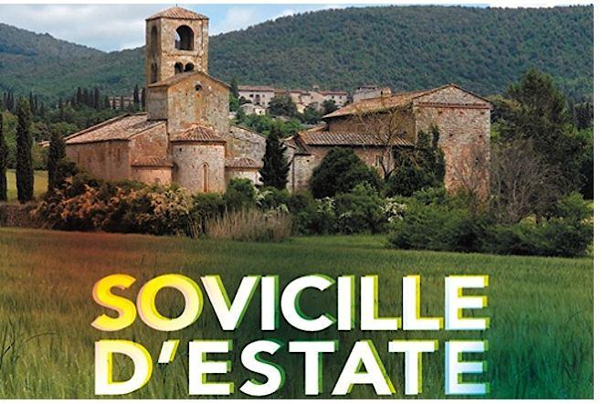 """Provincia di Siena: 21/08 """"Frammento Barocco"""" della Compagnia Francesca Selva a SovicilleD'Estate"""