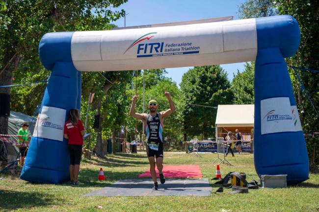 Provincia di Siena: Torna il Triathlon del Lago di Chiusi con la nona edizione e 18° Campionato italiano Vigili delFuoco