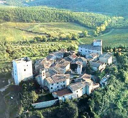 """Provincia di Siena: Riaperto """"l'eliporto"""" di Vertine. Non se ne sentiva lamancanza"""