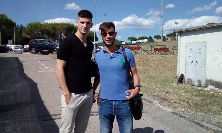 Siena, Robur Siena:Arrivato a Siena FabrizioBuschiazzo