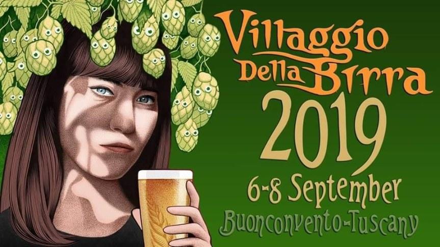 Provincia di Siena: 06-07-08/09 A Buonconvento Villaggio della Birra2019