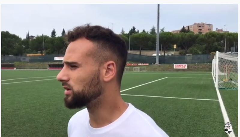 "Siena, Robur Siena, D'Auria: ""Voltiamo pagina e pensiamo a vinceredomenica"""