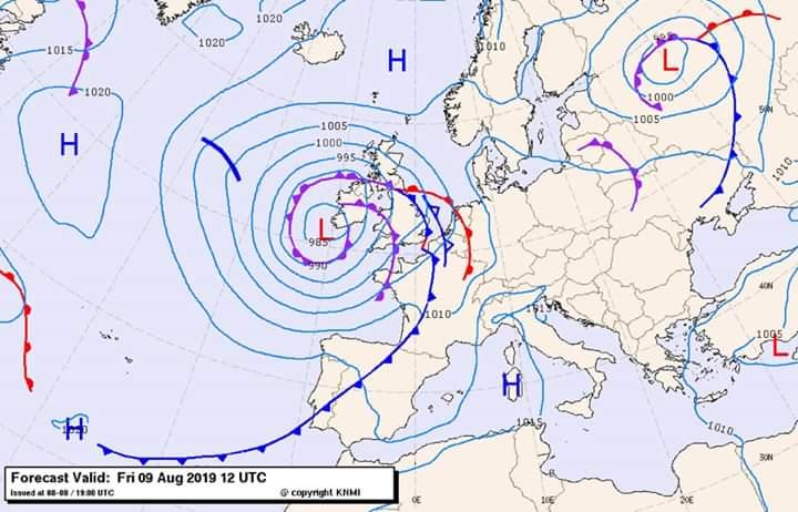 Siena:  Oggi 09/08 le condizioni meteo odierne da Meteo Siena24