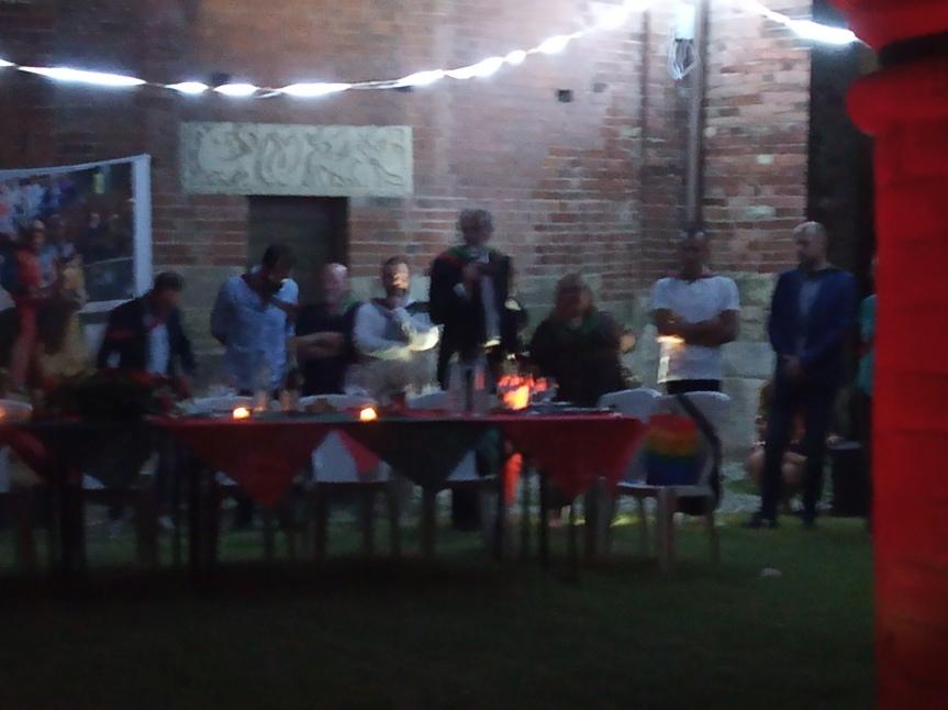 Palio di Asti, Comitato Palio Borgo San Pietro: Oggi 30/08 CenaPropiziatoria