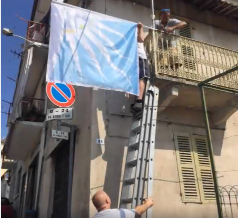 Palio di Asti, Comuitato Palio Montechiaro: Imbandieramento 2019, èPalio