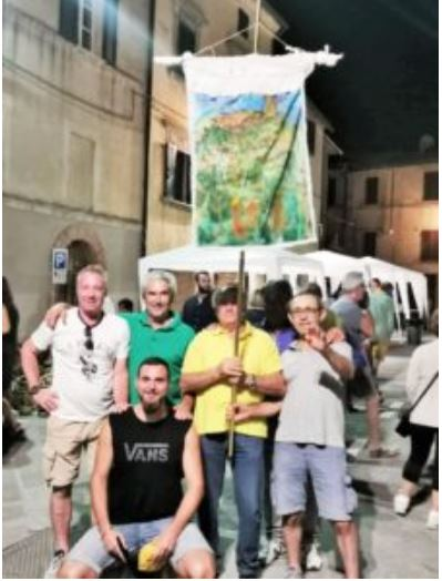 Provincia di Siena: Palio del cacio, vince ilPianetto
