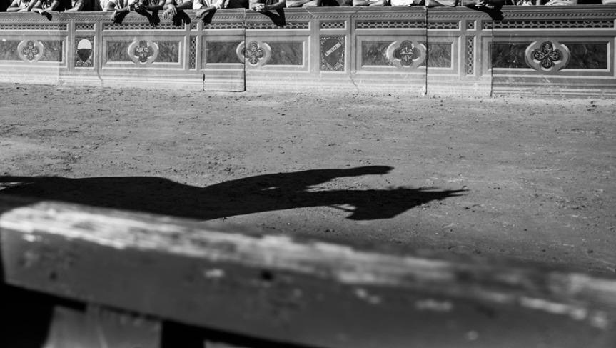Palio di Siena: Pugno di diamante – Il giorno dellacorsa