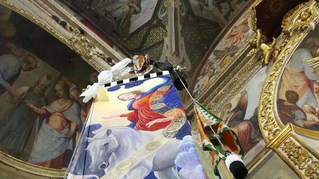 Palio di Siena, Contrada della Selva: Sabato 31/08 Corteo della Vittoria, Cena della Vittoria Sabato21/09