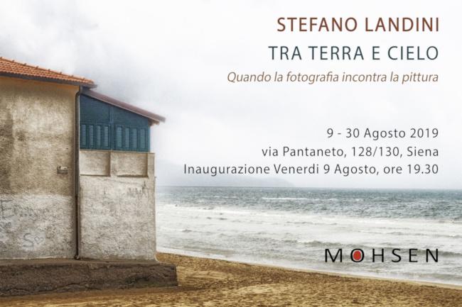 """Siena: Oggi 09/08 'Tra terra e cielo – Quando la fotografia incontra la pittura"""", mostra fotografica di StefanoLandini"""