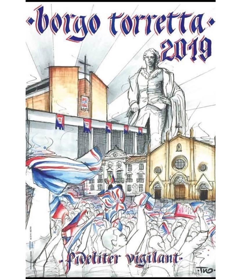 Palio di Asti, Comitato Palio Borgo Torretta: Uscito il giornalino del Borgo2019
