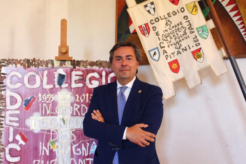 Palio di Legnano: Oggi 21/02 L'ex Gran Maestro Alberto Oldrini compie 56anni