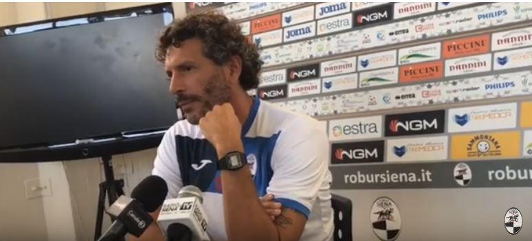 "Siena, Robur Siena, Dal Canto: ""Monza non poteva vincerle tutte e 38. Bravinoi"""