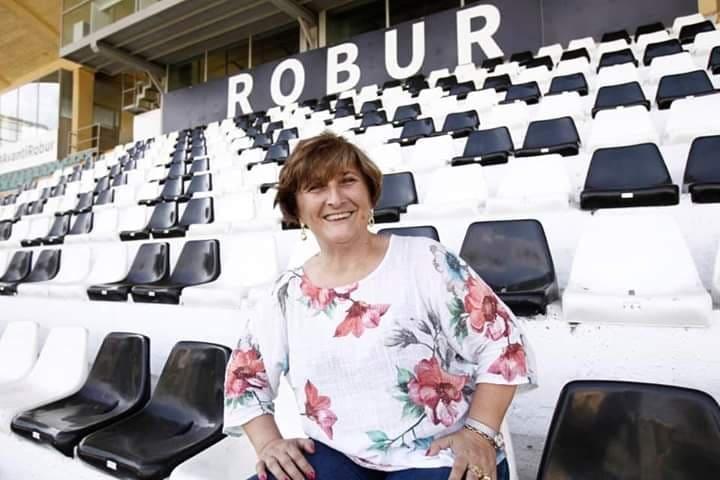 """Siena, Robur Siena, presidente Anna Durio: """"L'obiettivo rimangono i playoff. Carrarese saràostica"""""""