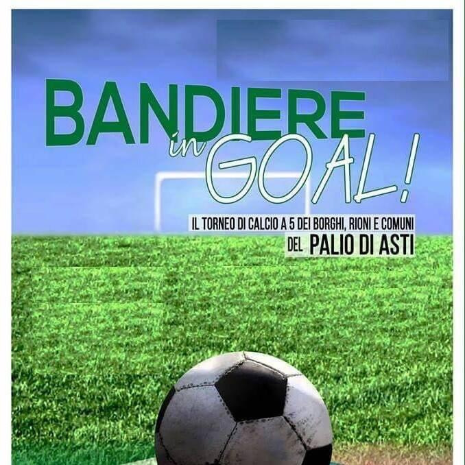 """Palio di Asti, """"Bandiere in Goal"""": Torretta imbattibile, secondo trionfoconsecutivo"""