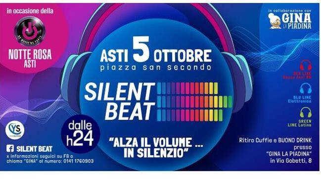 """Asti: 05/10 """"SilenceBeat"""""""