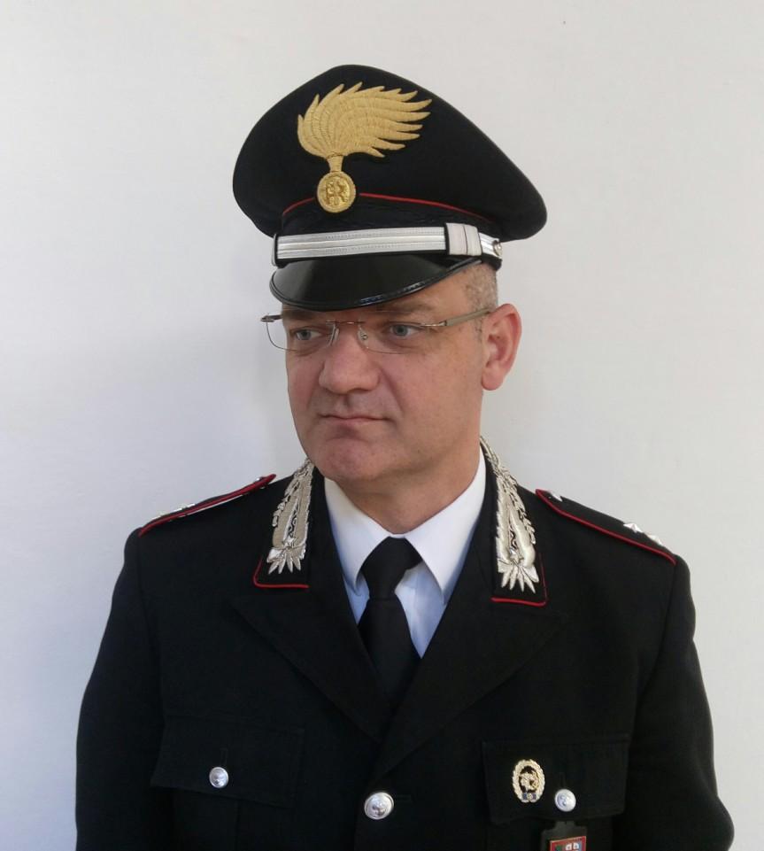 Provincia di Siena: Montepulciano, il Capitano Alfonso Venturi lascia il comando delNORM