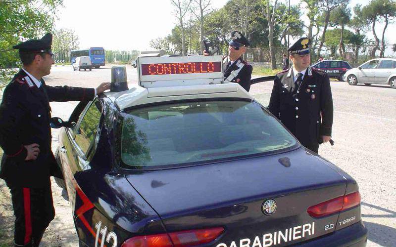 Siena, Malintenzionati nella notte tra la Tognazza e San Martino: Riescono a sfuggire aicarabinieri