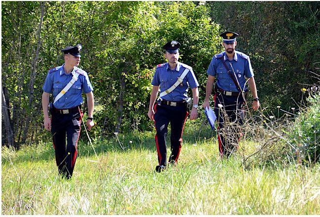 Provincia di Siena, In 400 organizzano rave party: Intervengono iCarabinieri