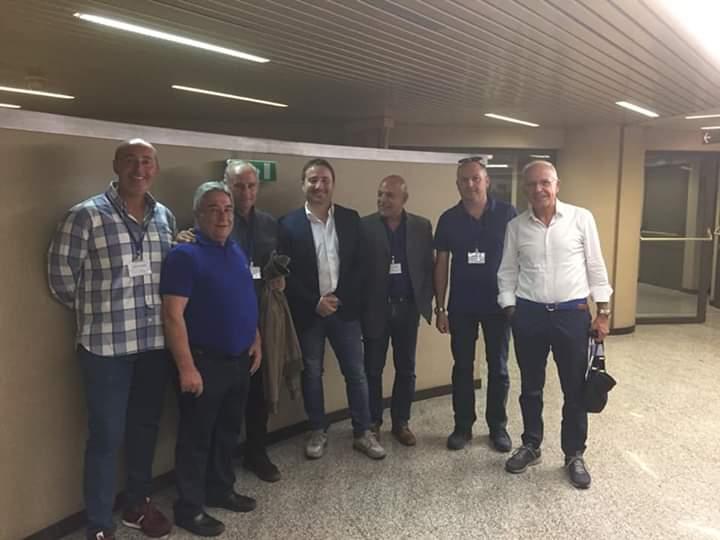Ippica, AIPACAA: Una delegazione dell'Associazione ha incontrato l'Onore PietroMaieli