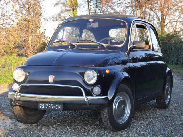 Siena: Oggi 08/09 Sfilata Fiat 500 storiche per le vie del centrostorico