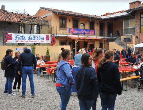 """Palio di Legnano, Contrada La Flora: Resoconto """"Festa dell'Uva"""" 2019 di ieri22/09"""