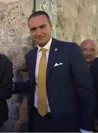 """Siena, Contrada dell'Aquila, """"Strade Gialle"""", Squillace: """"Vogliamo aiutare i commercianti. Altre Contrade sulla nostrascia"""""""