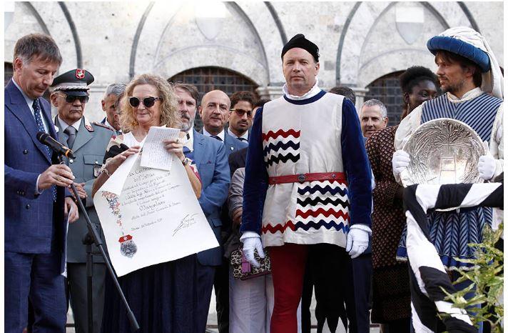 Siena: La consegna del Masgalano 2019 del 14/09  , tutte lefoto