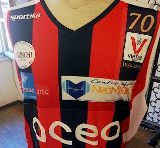 Siena: Oggi 24/02 consegna della maglia della Virtus aigiocatori