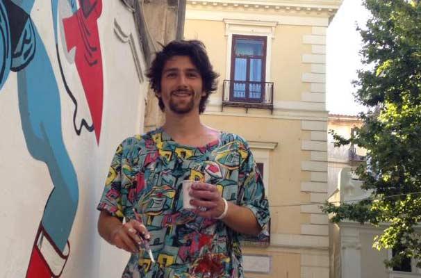 Provincia di Siena: Martoz e la street art a Poggibonsi per parlare ai giovani di rifiuti e sostenibilitàambientale