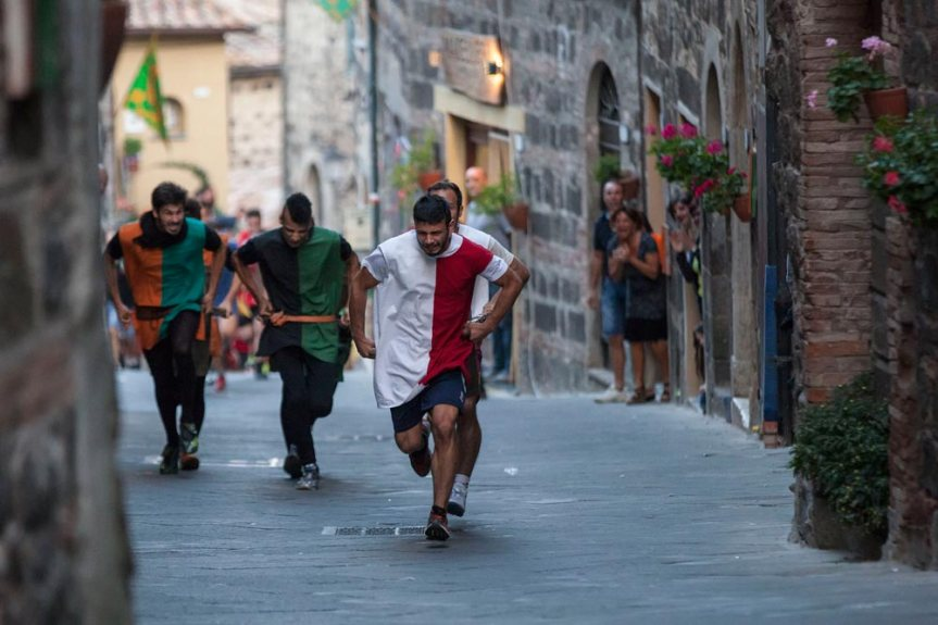 provincia di Siena: Il Palio del Bigonzo, appuntamento a Radicofani per onorare la Madonna delleVigne