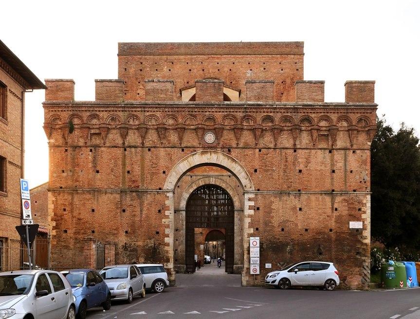 Siena: Porta Pispini, transito forse già riaperto entrooggi