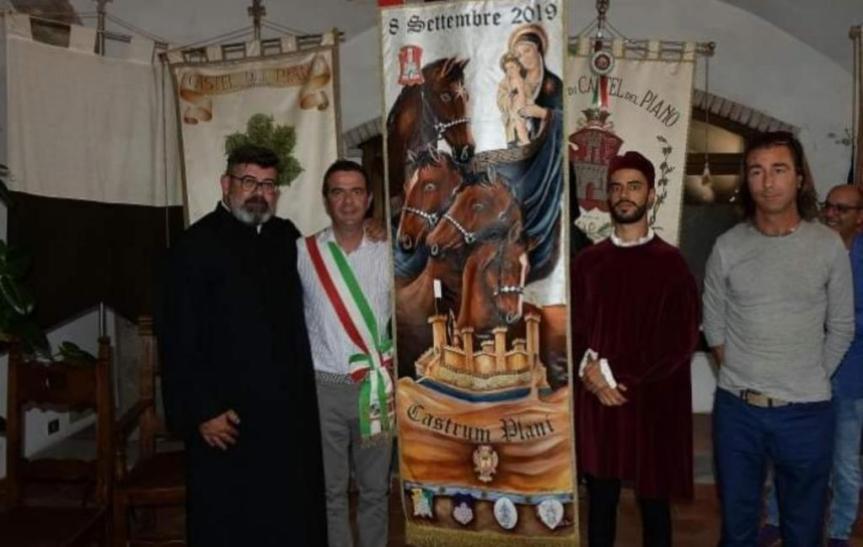 Palio di Castel del Piano: Presentata l'opera di Marco Antonucci. Gli eventi della Festa dedicata alla Madonna delleGrazie