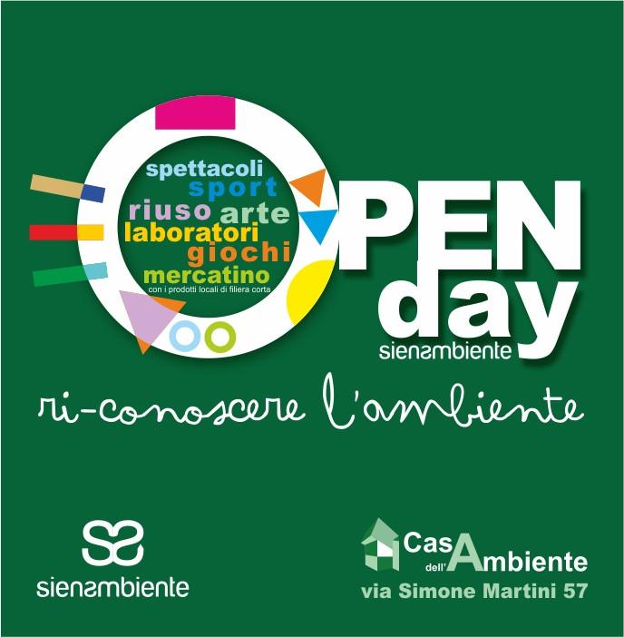 Siena: 01-06/10 Ri-conoscere l'Ambiente, l'open day di Sienambiente cambiaformat