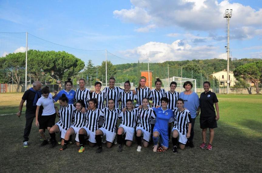 Robur Siena: Robur Siena Women, secondo posto al Tuscany Women Cup