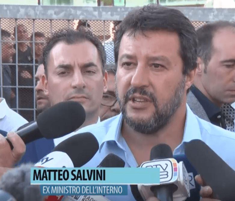 """Provincia di Siena, Salvini: """"Dal Dap impegno ad allontanare 16 detenuti pericolosi daRanza"""""""