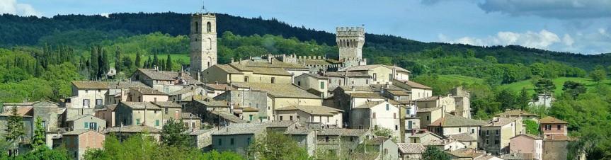 Provincia di Siena, Da Arezzo per fare il bagno nelle vasche di San Casciano dei Bagni: Scattano lemulte
